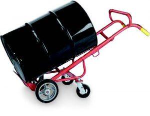 4-Wheel Drum Truck