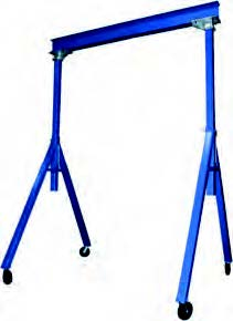 Adjustable Steel Gantry Crane