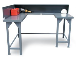 All Around Industrial Shop Table