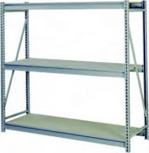 Bulk Storage Rack with Particle Board