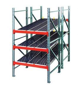 Carton Flow Bed Conveyor