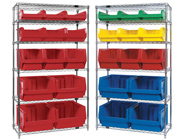 Container Wire Shelving