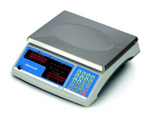 Count _ Weigh Scale