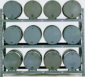 Drum Storage Rack