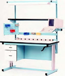 Ergonomic Base Work Station Pro-Line