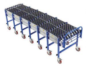 Flex-Wheel-Gravity-Conveyor