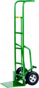 Hand Truck with Foot Lever