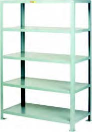 Heavy Duty Welded Shelving