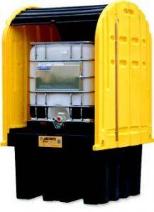 IBC Storage Shed
