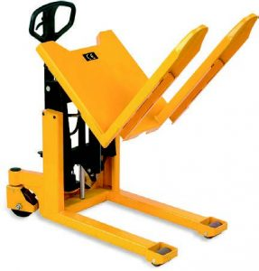 Manual Pallet and Container Lifter