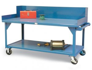 Mobile Shop Table