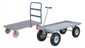 Platform Trucks _ Wagons