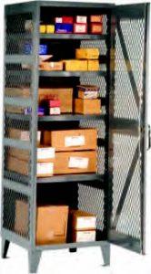 Visible Storage Cabinet