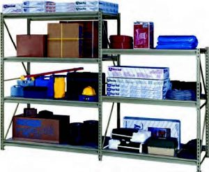 Z-Beam Storage Rack